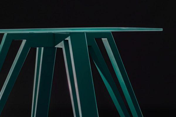 SedovikoCTS4. Столик журнальный зеленый (цвет CS160)